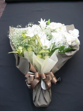 2011年9月23日_お棺の上に置く 豪華な花束   花屋ブログ   兵庫県姫路市の花屋 ...