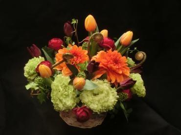 御祝の花✿。✿